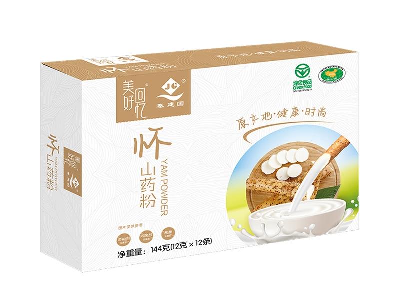 秦健国怀山药粉144克